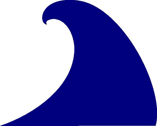 Wave clipart. Clip art at clker