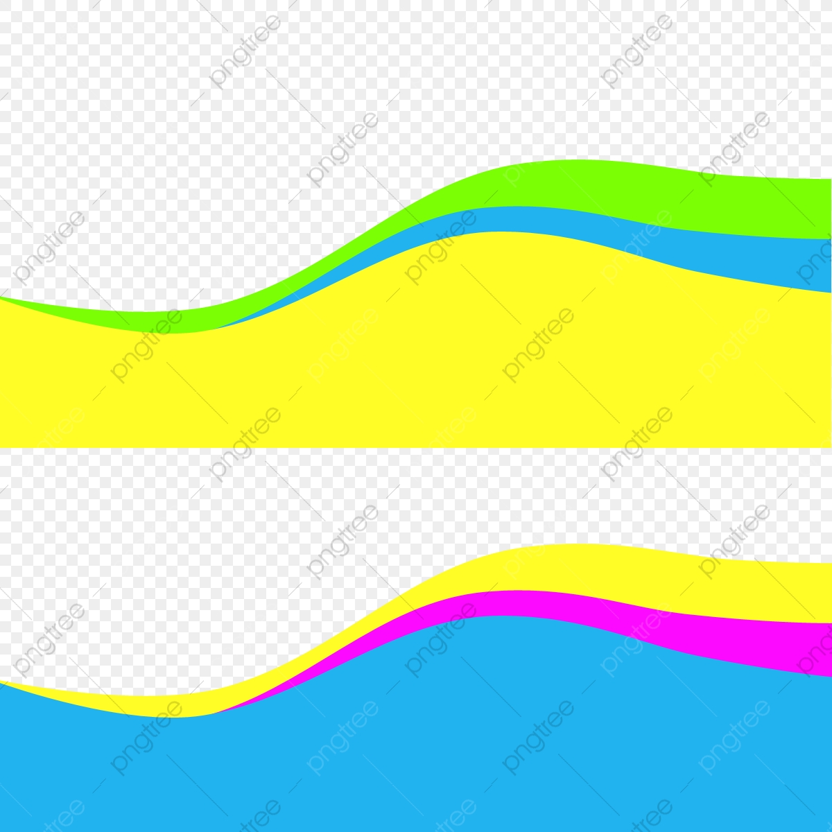 Waves clipart banner. Wave concept background abstract