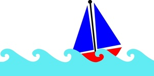 Waves clipart boat. Free download best on