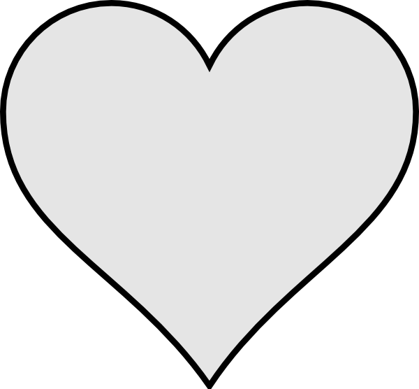 Heart transparent vector . Waves clipart clear background