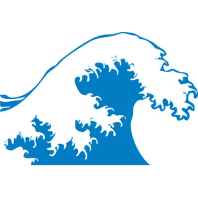 Blue wave transparent png. Waves clipart clear background