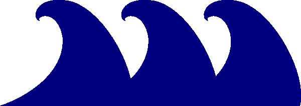 Ocean cartoon images gallery. Waves clipart dark blue