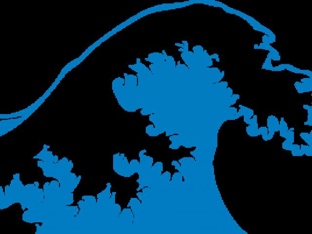 Waves clipart logo. Ocean x carwad net