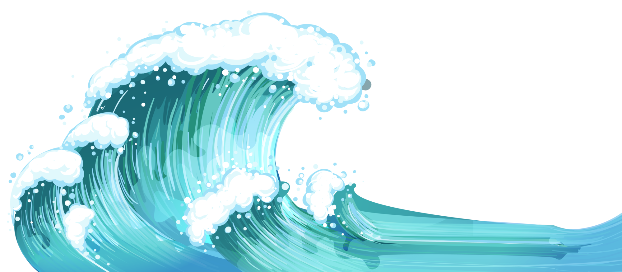 Image f b c. Waves clipart ocean current