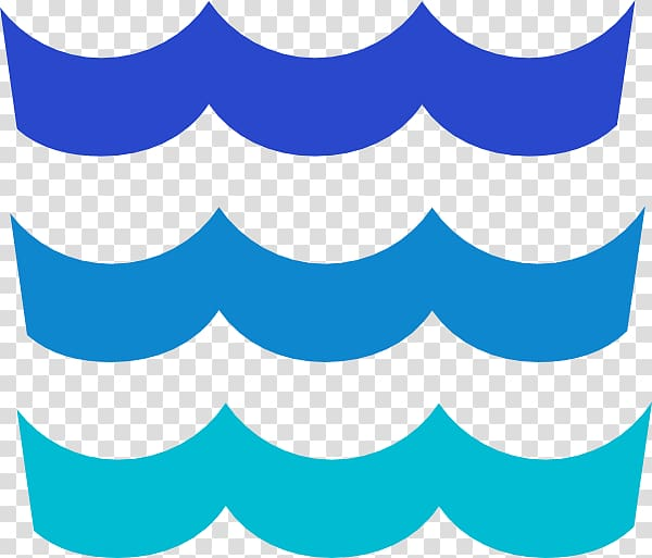 Blue teal and gray. Waves clipart river wave
