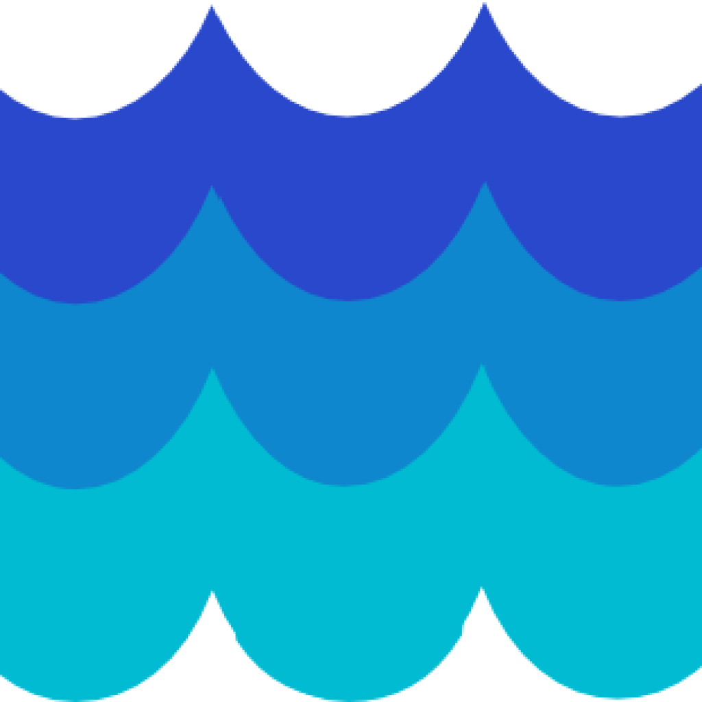 Free wave school hatenylo. Waves clipart seawater