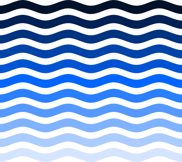 Clip art at clker. Waves clipart single wave
