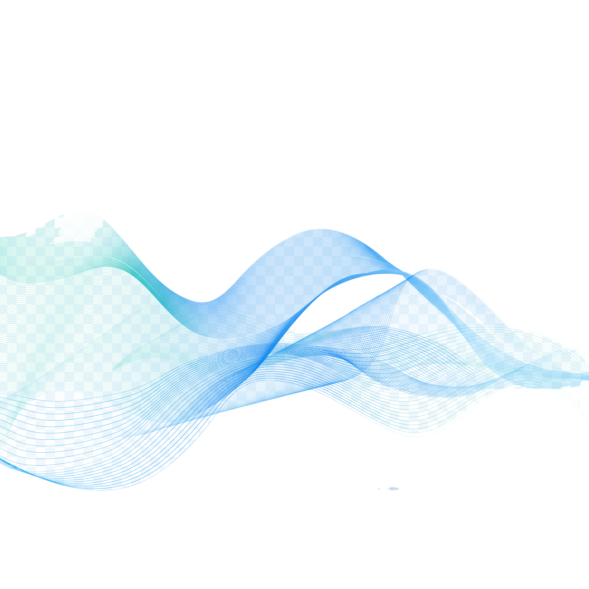 Waves clipart watercolor. Abstract png peoplepng com