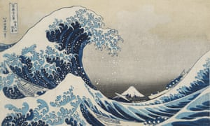 Waves clipart wave hokusai. The great that swept