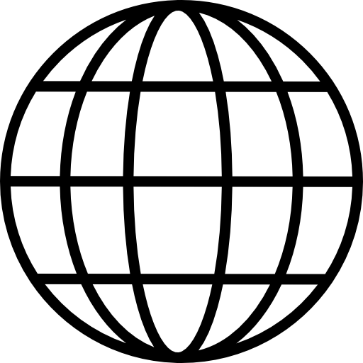 World wide free shapes. Web icon png