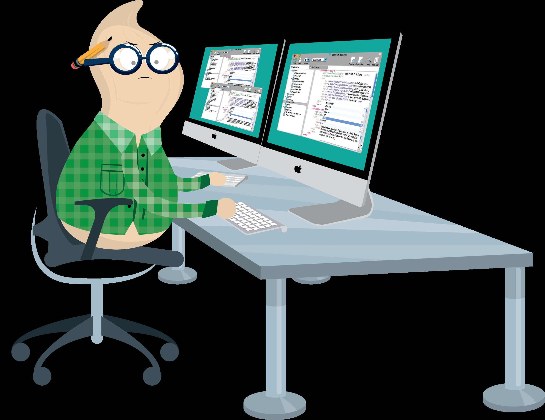 Web development trailblazers who. Website clipart computer time