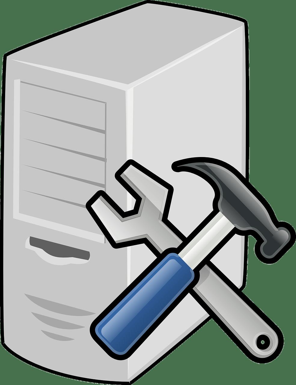 Backing your drupal up. Website clipart computer website