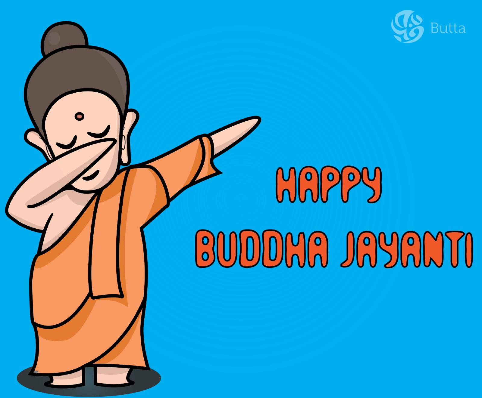 Happy buddha jayanti butta. Website clipart nonliving thing