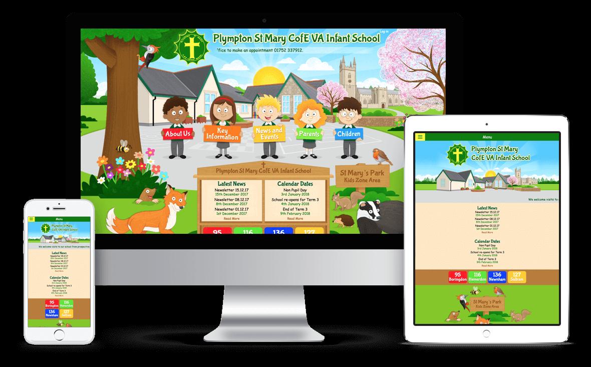 Website clipart school website. Primary designs newsletter templates