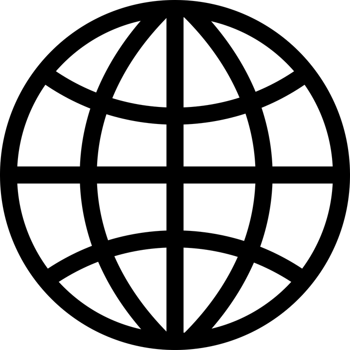 Web com logos vector. Website clipart transparent