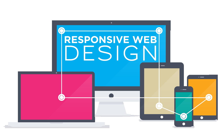 Website clipart web development. Responsive design internet marketing