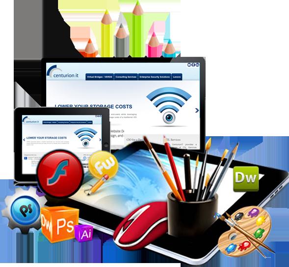 How to improve design. Website clipart web development