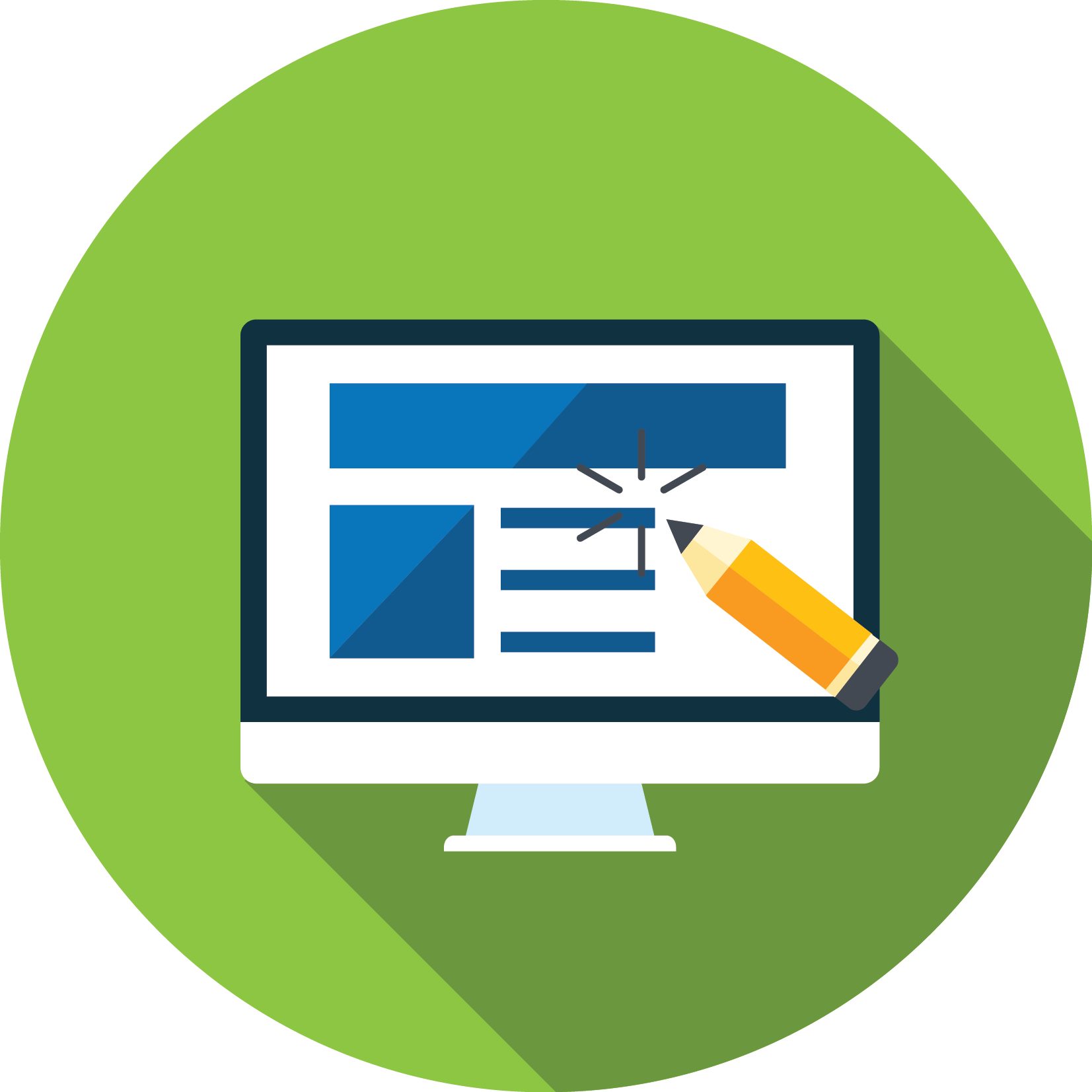 Our design process denver. Website clipart web development