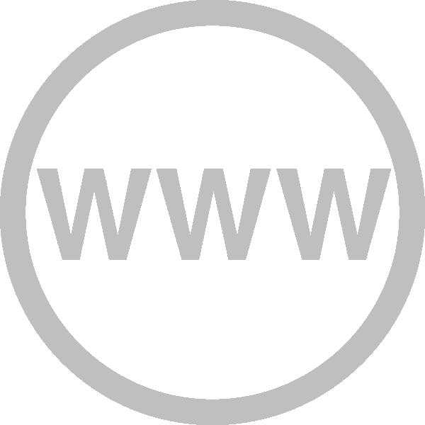 Logo grey clip art. Website clipart web internet