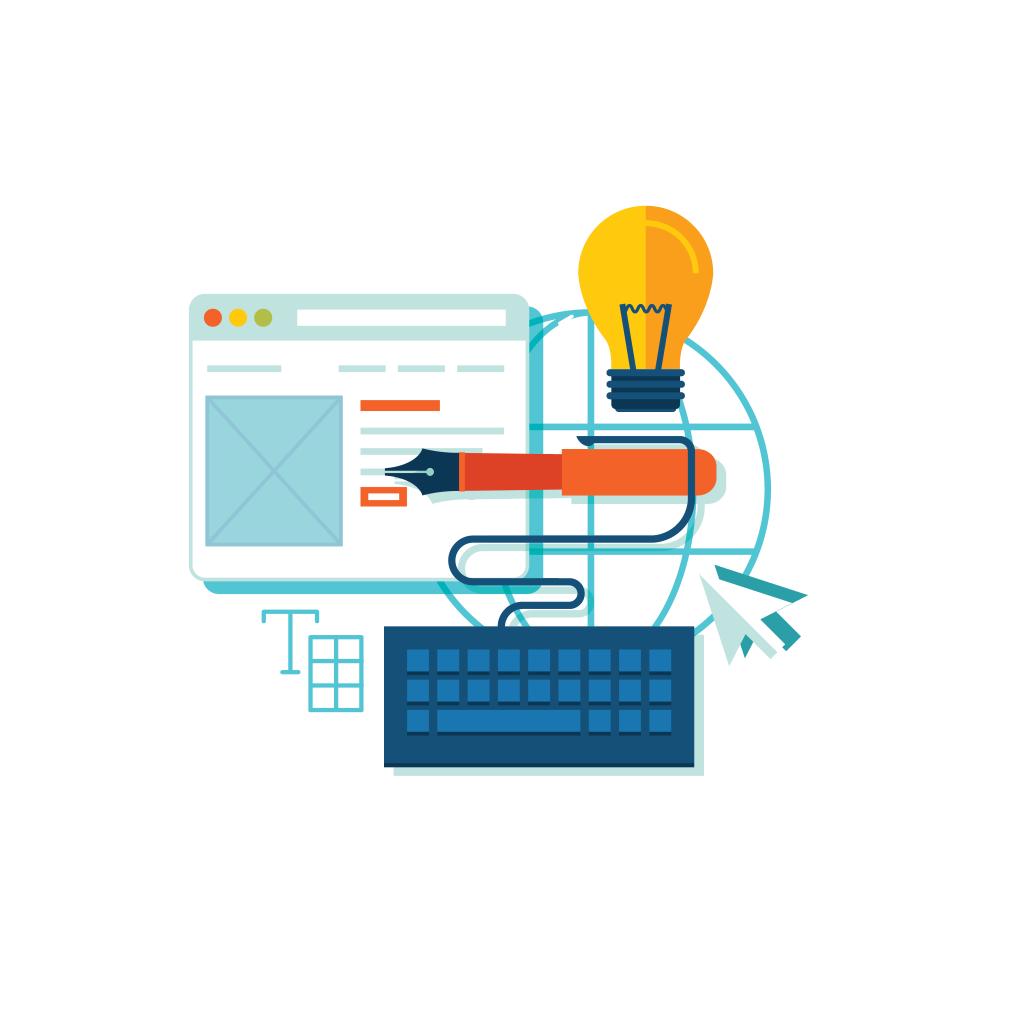 Website clipart website designer. Web design services in