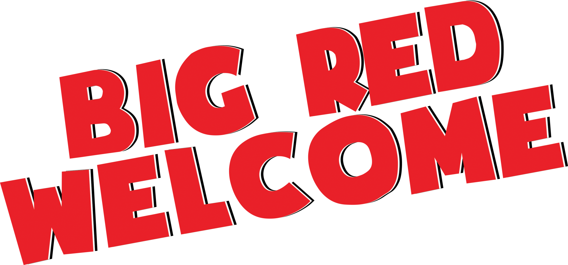 Unl big red nebraska. Website clipart welcome center