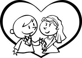 Panda free images. Wedding clipart