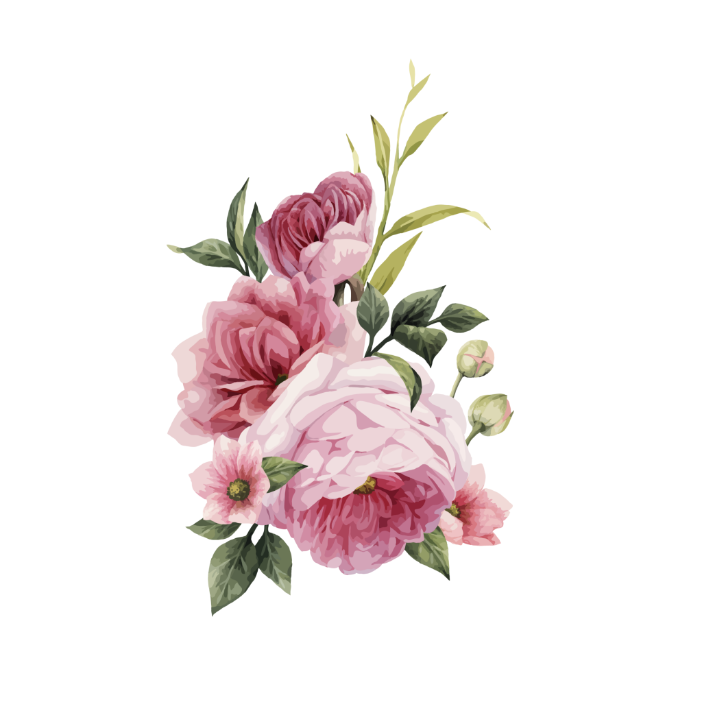 Wedding flower png. Watercolor flowers photo peoplepng