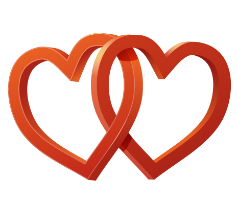 Heart file mart. Wedding hearts png