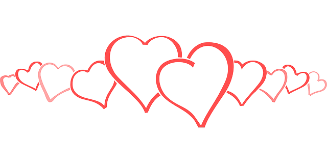 Wedding hearts png. Heart transparent mart