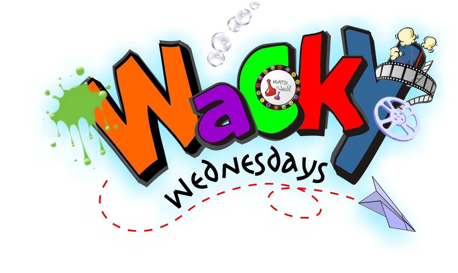 Wednesday clipart. Wacky