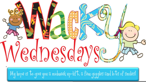 Dr seuss wacky free. Wednesday clipart