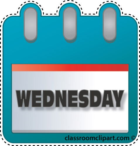 Wednesday clipart. Search results for clip