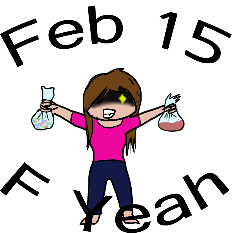 Wednesday clipart half day. Happy off candy by