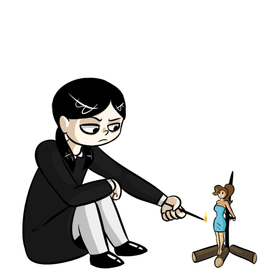 dh addams by. Wednesday clipart mix match day