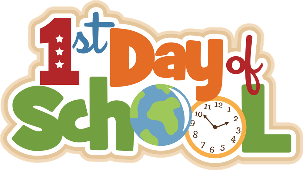 st of school. Wednesday clipart mix match day
