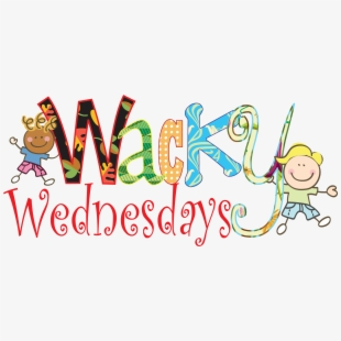 Free wacky cliparts silhouettes. Wednesday clipart s wednesday