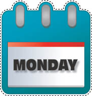 Search results for notebook. Wednesday clipart sunday calendar