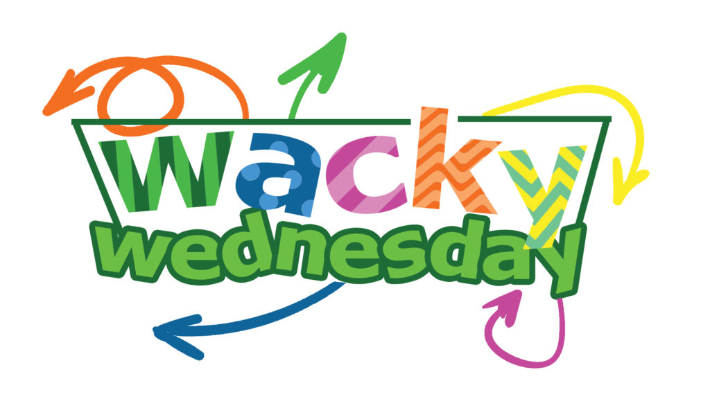 Wednesday clipart whacky. Wacky central baptist church
