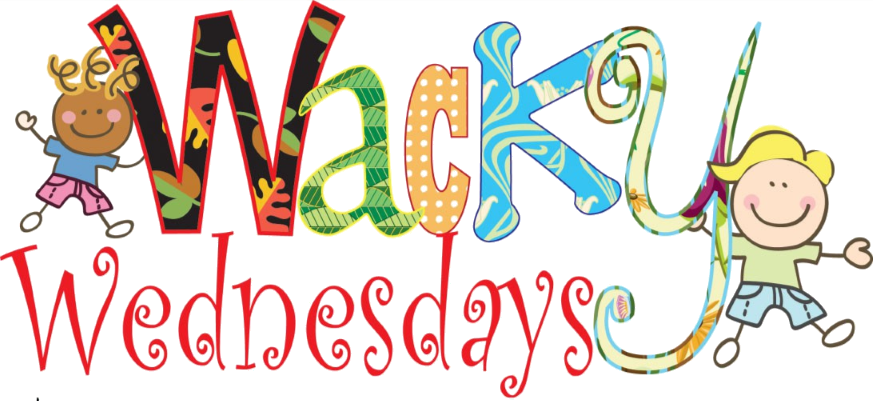 Wednesday clipart wonderful wednesday. Cornerstone wacky wednesdays first