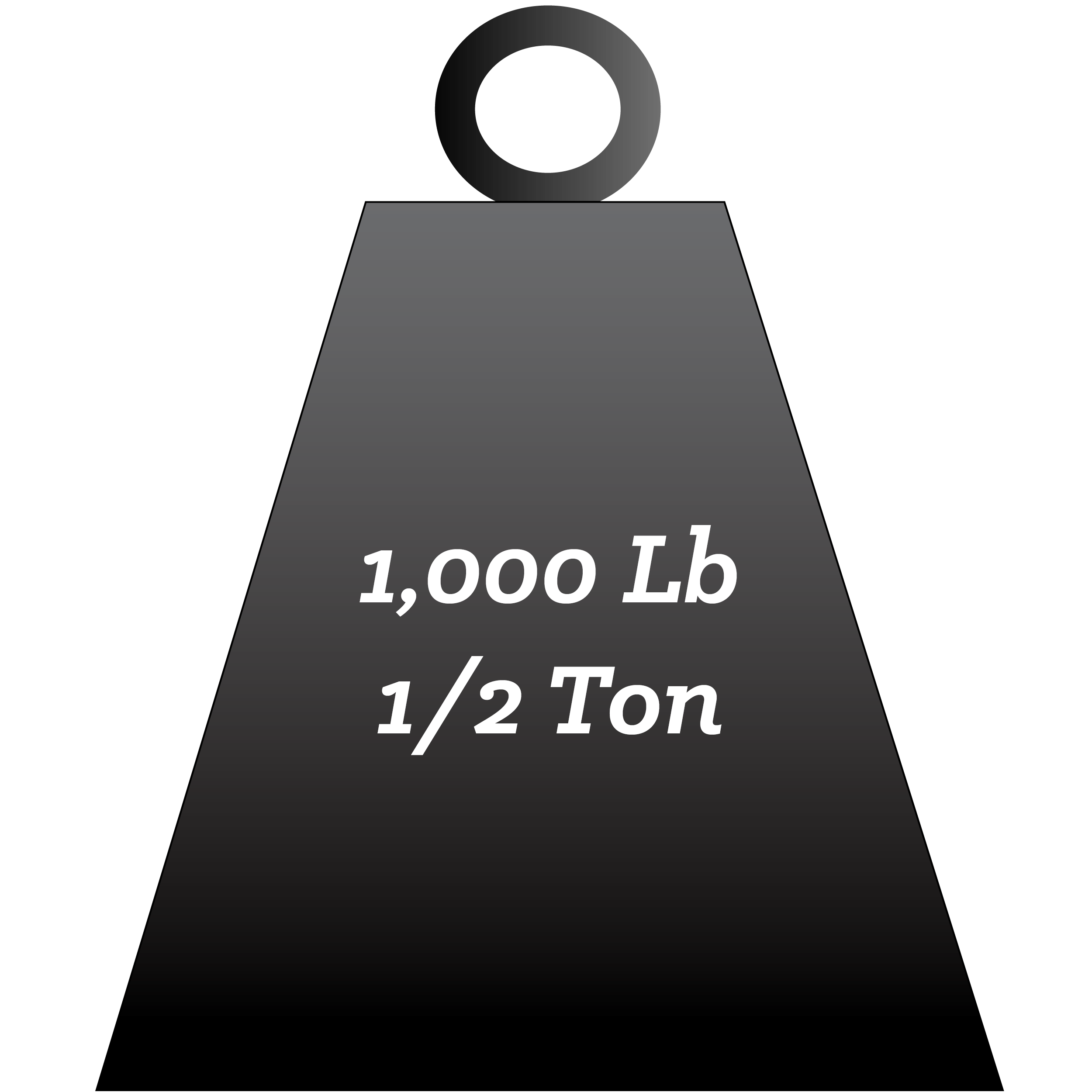 Weight clipart 1 ton.  n free image
