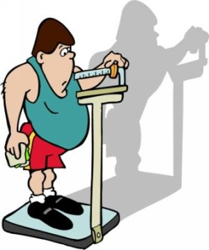 Weight clipart.  collection of losing