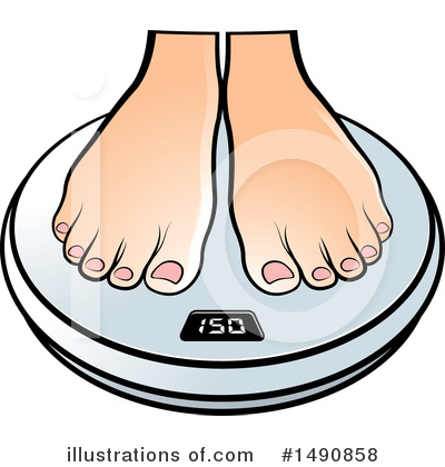 Body illustration by lal. Weight clipart