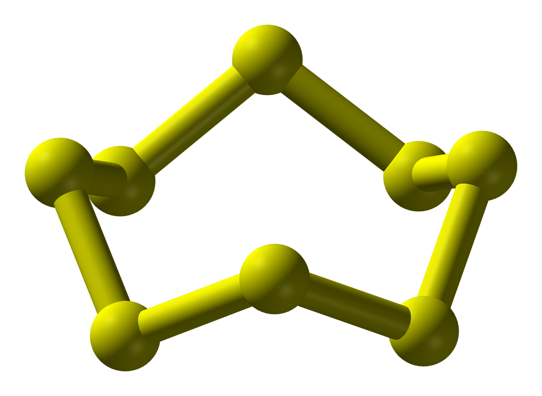 Weight clipart atomic mass. Octasulfur wikipedia