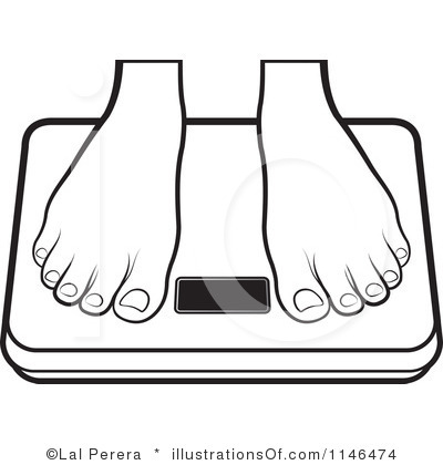 Weight clipart body weight. Rf panda free images