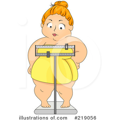 Illustration by bnp design. Weight clipart body weight