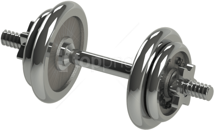 Weight clipart clear background. Hd download dumbbell hantel