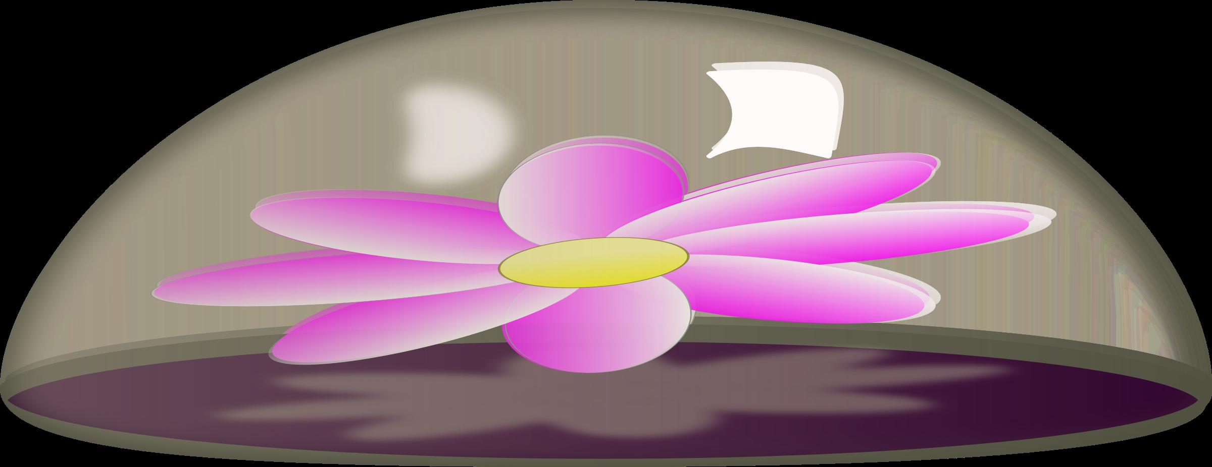Weight clipart clip art. Flower in glass paper