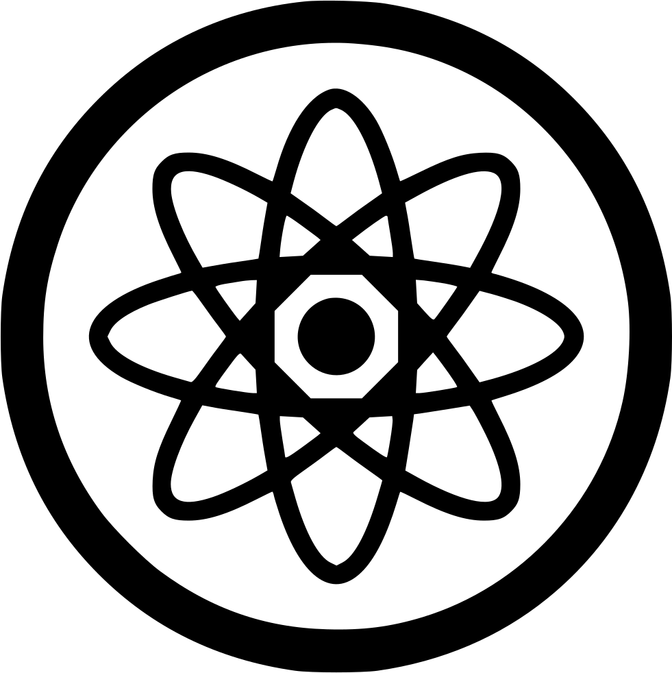 Weight clipart drawing science. Atomic atom molecule nuclear