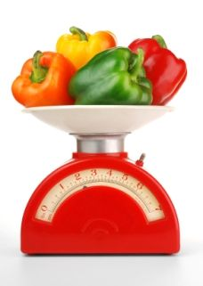 Weight clipart food. Weighing