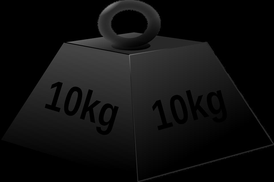 Avogadro by simon berry. Weight clipart gram